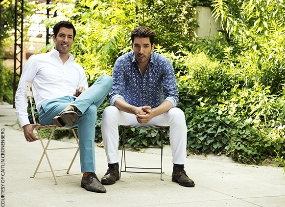 The Property Brothers Share 4 Fixer-Upper Tips for Aspiring Entrepreneurs